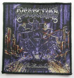 Dissection - 'The Somberlain' Woven Patch